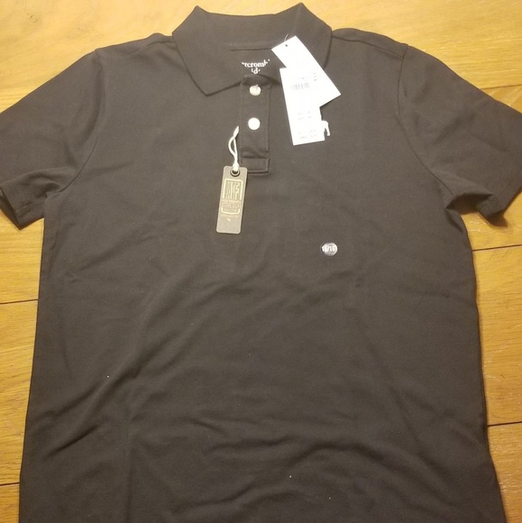 abercrombie kids Other - Boys 15/16 Abercrombie collared shirt black